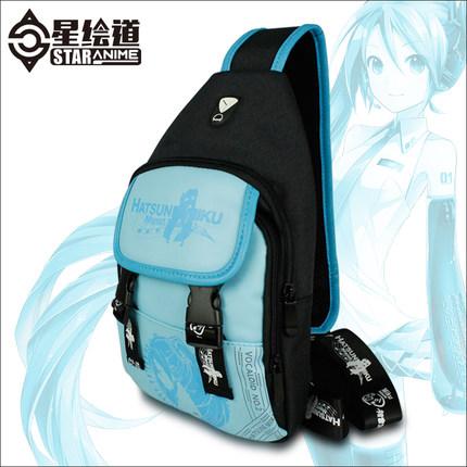 กระเป๋าสะพายหน้าอก Hatsune Miku