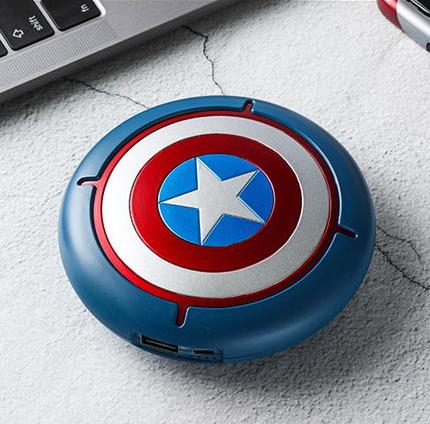 Power Bank Marvel Avengers 3 10000 mAh (ลิขสิทธิ์แท้)