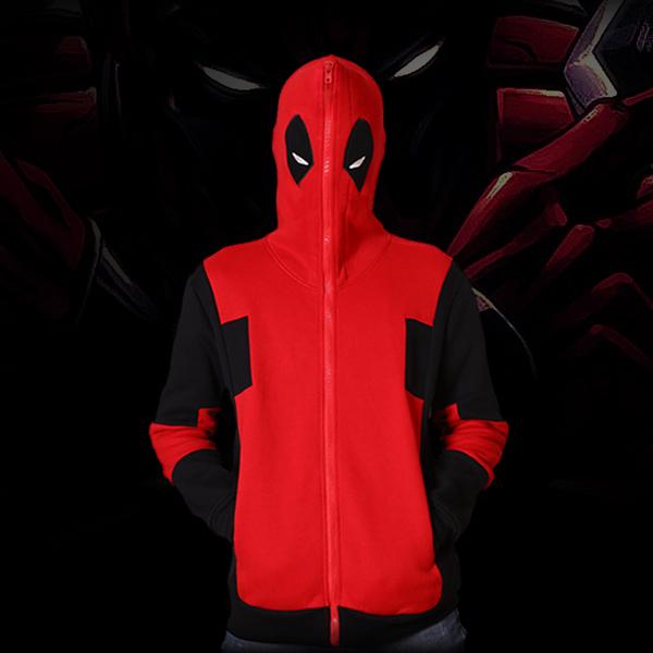 เสื้อฮู้ดกันหนาว Deadpool (นักฆ่าเกรียน)