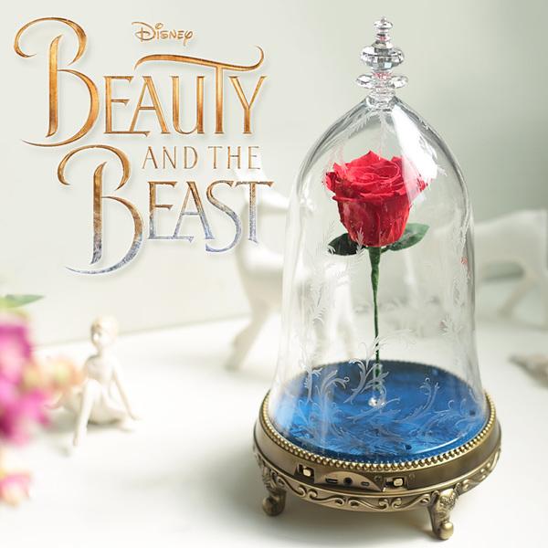 ลำโพงบลูทูธ Beauty and the Beast Rose 1/1 (ของแท้ลิขสิทธิ์)