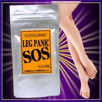 SOS Leg Panic ขาเรียวเล็กลงอย่างเร่งด่วน มีรีวิวเยอะที่สุดในญี่ปุ่น