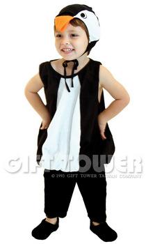 ชุดนกเพนกวินน้อย เป็นชุดแฟนซีสัตว์สำหรับเด็กเล็ก สำหรับการแสดง Naughty Little Penguin ใช้ได้ทั้งเด็กชายหญิง มี ขนาด S, M, L