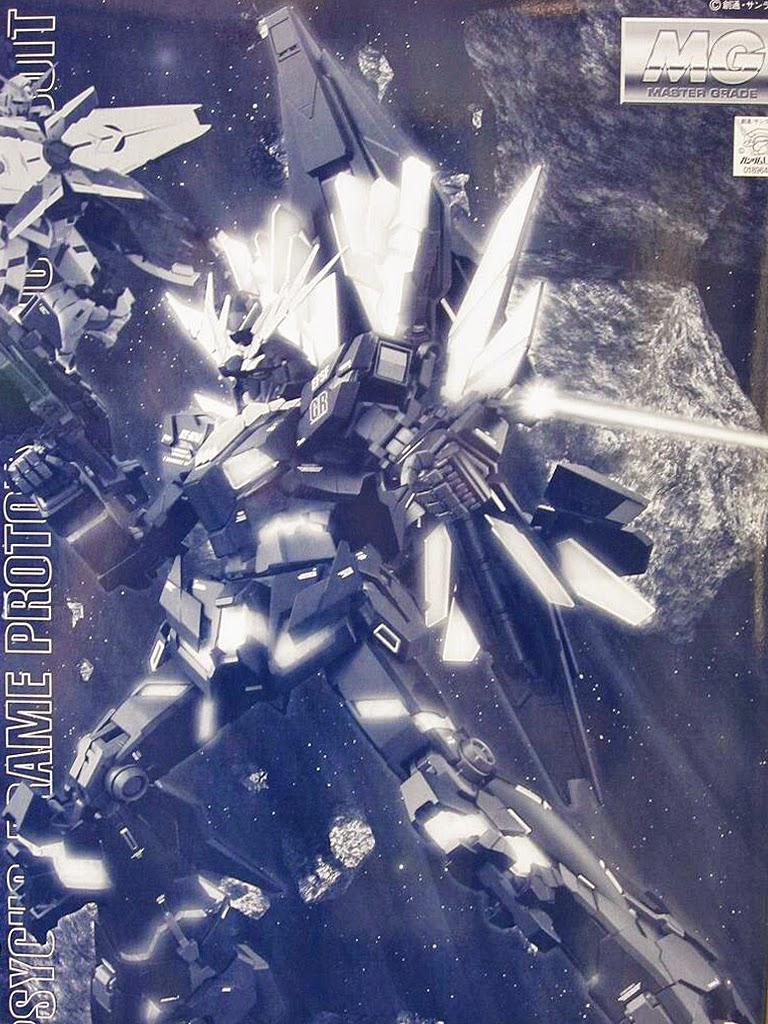 Pre_ORder: P-Bandai Online Hobby Shop Exclusive MG RX-0[N] Unicorn Gundam Banshee Norn 6000y สินค้าเข้าไทยเดือน12 มัดจำ 1000