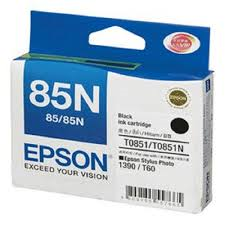 T122100 BK EPSON (85N BK)