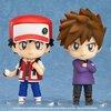 Nendoroid - Red & Okido Green (ของแท้ลิขสิทธิ์)