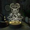 โคมไฟประดับ DIY 3D LED Re-Zero (Rem)
