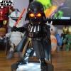 Darth Vader Star Wars 7 LED หัวโต (มีให้เลือก 3 ตัว)