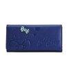 กระเป๋าสตางค์ Hello Kitty (สีน้ำเงิน) (ของแท้ลิขสิทธิ์)