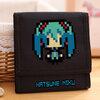 กระเป๋าสตางค์ Hatsune Miku (มีให้เลือก 5 แบบ)
