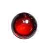 เพชรพญานาค ขนาด 1 ซม สีแดง