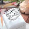 แหวนคู่ แหวนหมั้น แหวนแต่งงาน TSR164&TSR165