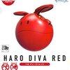 HAROPLA02 HARO DIVA RED 500yen