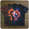 เสื้อยืดแขนสั้นผ้ายืด Warcraft 2016