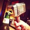 Thor's Hammer bottle opener (มีให้เลือก 2 สี)