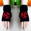 ถุงมือนารูโตะ Naruto(สีดำ)