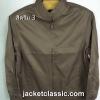 เสื้อแจ็กเก็ต xinyu คอจีนสีคริม3 ส่งฟรี