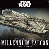 Starwars: 1/144 Millionium Falcon (The Last Jedi) 5000yen
