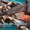 HGBD10 1/144 Galbaldy Rebake 2200yen