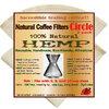 ที่กรองกาแฟทรงกรวยแหลม(ผ้า2ชั้น) แพ็ก 2 ชิ้น