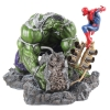 Spider-Man VS Hulk Resin Model