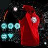 เสื้อฮู้ดกันหนาว Iron Man ไอรอนแมน (ลายสกีนเรืองแสง)