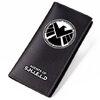 กระเป๋าสตางค์หนังแบบยาว หน่วยซีล S.H.I.E.L.D (มีให้เลือก 3 แบบ)