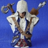 Assassin's Creed 3 Coin Bank Figure