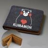 กระเป๋าสตางค์แบบสั้น คุมะมง KUMAMON(รุ่นที่ 1)