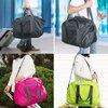 กระเป๋าเดินทางใบใหญ่ พับเก็บได้ น้ำหนักเบา มี 4 สี