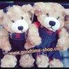 ตุ๊กตาหมีคู่ น่ารักมากๆ