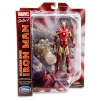 Marvel Select Bleeding Edge Iron Man Exclusive Figure (ของแท้)