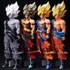 Dragon Ball Z Super Saiyan Goku Master Stars Piece (มีให้เลือก 6 สี)