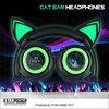หูฟังแมว Miku cat ear headphone