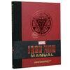 หนังสือ Iron Man Manual
