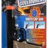 ปืนแก็ปเหล็ก Die-Cast Colt Government Cap Gun (BLACK) แถมลูกแก็ป 1กล่อง