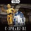 1/12 C3PO & R2D2 (The Last Jedi) 5500yen