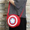 กระเป๋าสะพายไหล่ Captain America (กัปตันอเมริกา 3) **ของแท้ลิขสิทธิ์**
