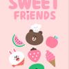 Theme Sweet Friends