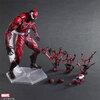 Play Arts Kai - Venom Limited Color Version Carnage