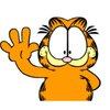 Garfield Animated Stickers