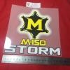 M-150 Storm ขนาดใหญ่ ชิ้นละ 25 บาท (ขั้นต่ำ 10 ชิ้น)