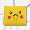 กระเป๋าสตางค์ ปิกาจู Pokemon Pikachu (ของแท้ลิขสิทธิ์)