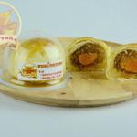 เปี๊ยะโคตรทอง (ไส้สับปะรดไข่แดง) 蛋黄酥 (鳳梨+蛋黃)