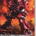 1/20 Brutish Dog 4000yen