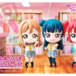 Petiture-rise Love Live! Sunshine!! Yoshiko , Hanamaru , Ruby 1800yen