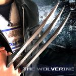 กรงเล็บ The Wolverine ขนาด 1:1 (2 ชิ้น)