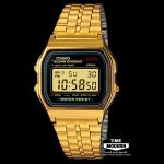 นาฬิกา Casio เรือนทองยอดนิยม รุ่น A159WGEA-1DF