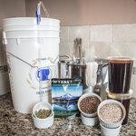 มือใหม่หัดทำ Brew with Extract