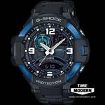 นาฬิกา คาสิโอ Casio G-Shock Gravity Defier รุ่น GA-1000-2BDR