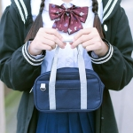 กระเป๋าเก็บเครื่องสำอางแบบญี่ปุ่น